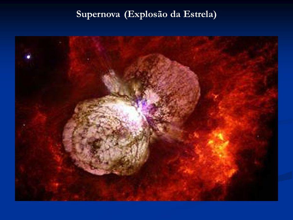 Supernova (Explosão da Estrela)