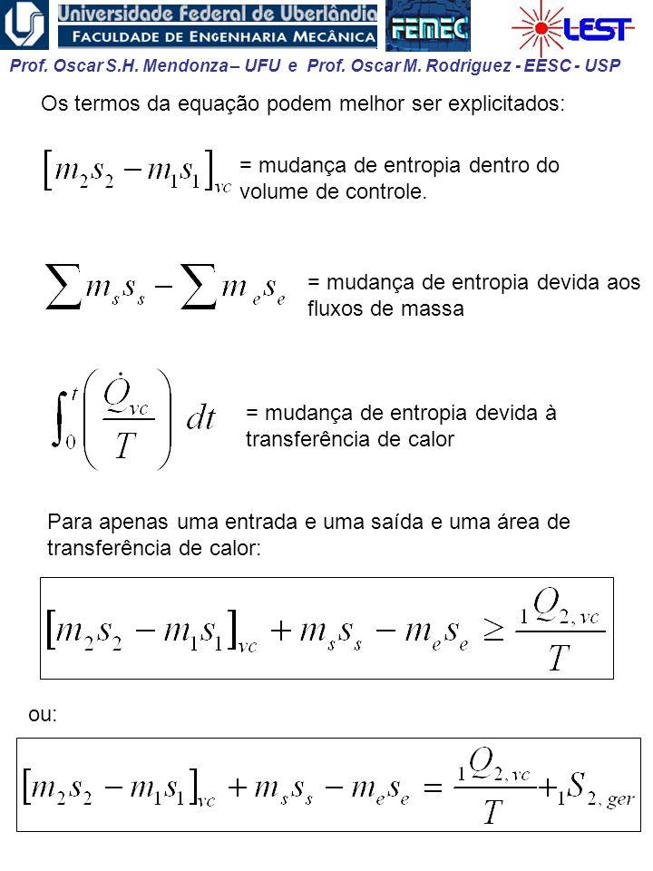 Os termos da equação podem melhor ser explicitados: