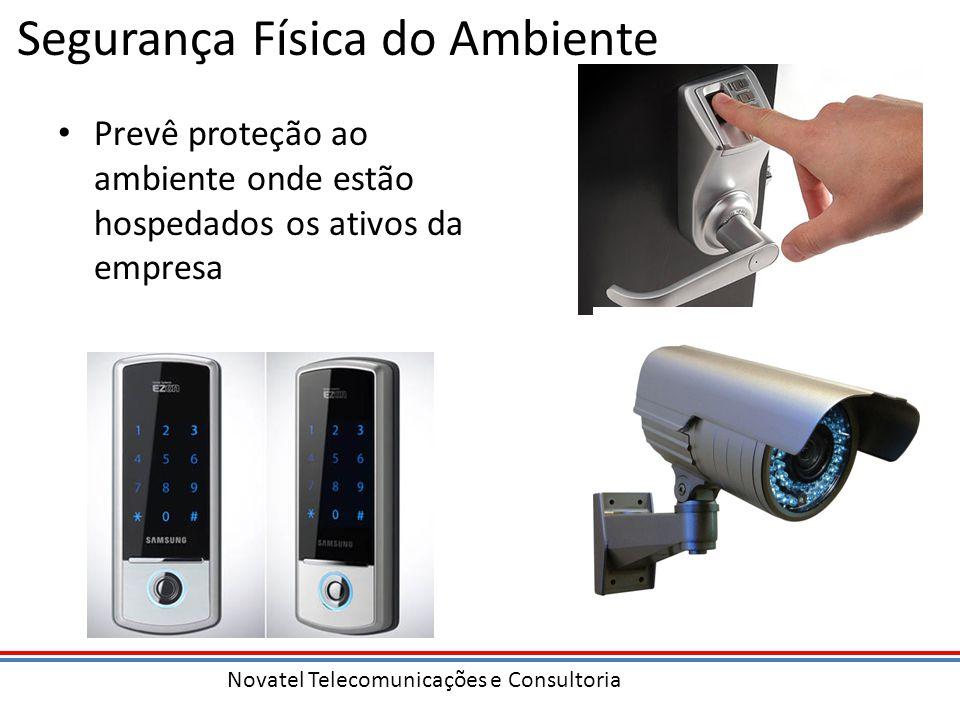 Segurança Física do Ambiente