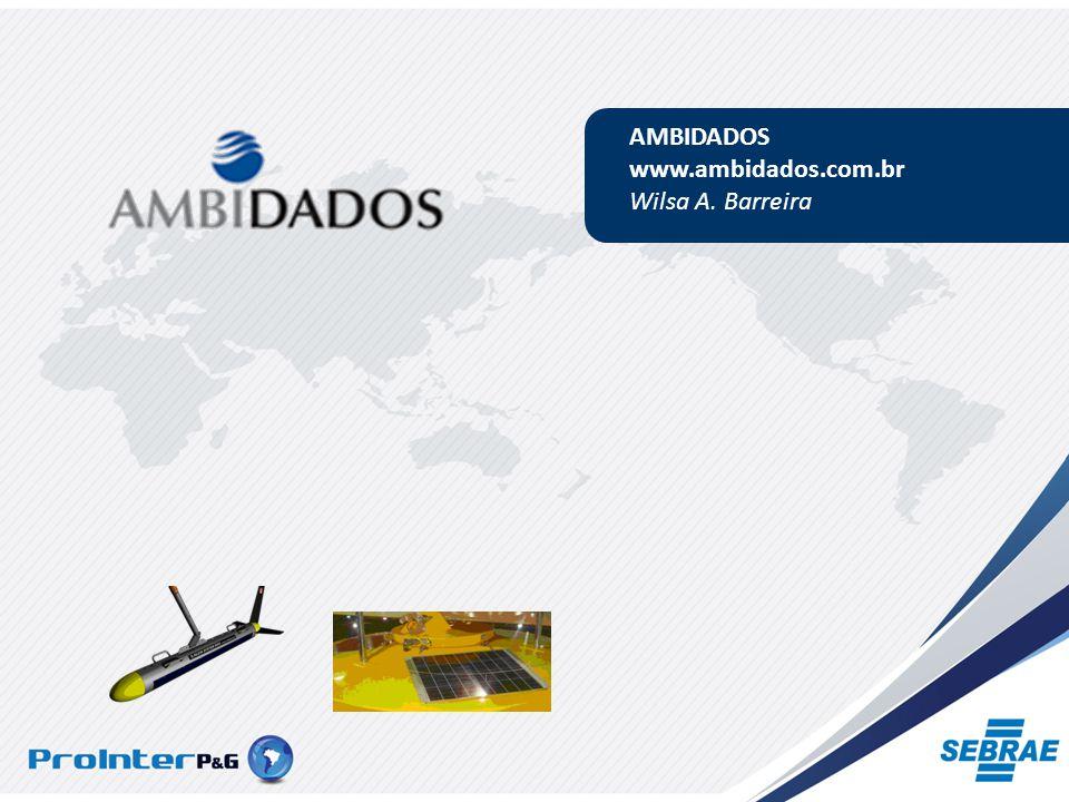 AMBIDADOS www.ambidados.com.br Wilsa A. Barreira