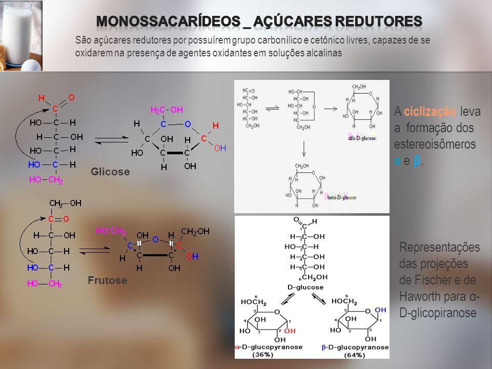 Monossacarídeos _ Açúcares redutores