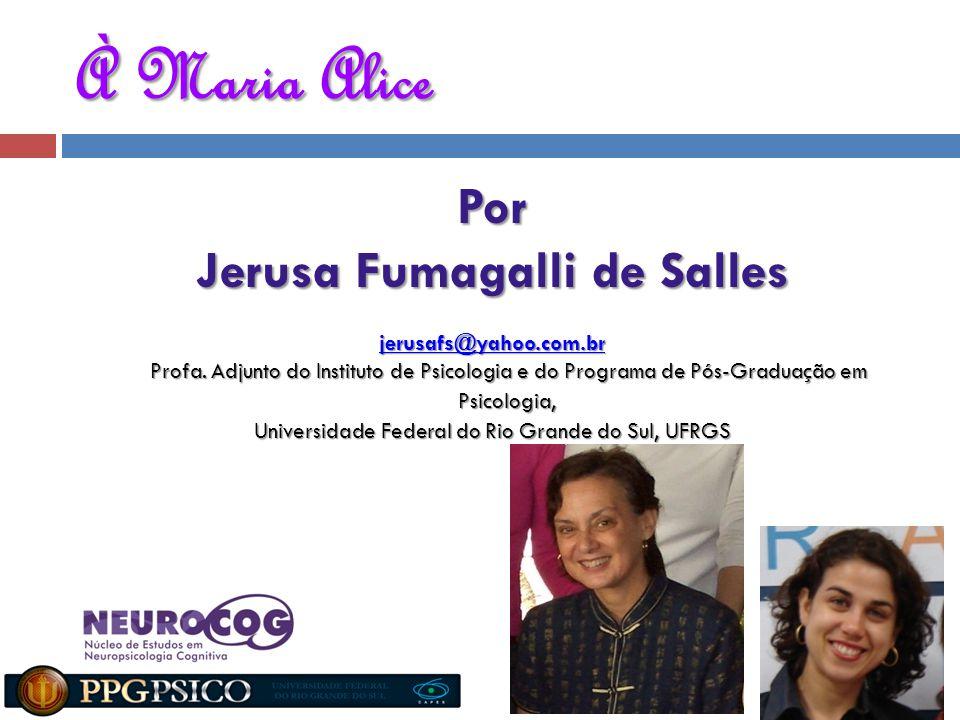 Jerusa Fumagalli de Salles