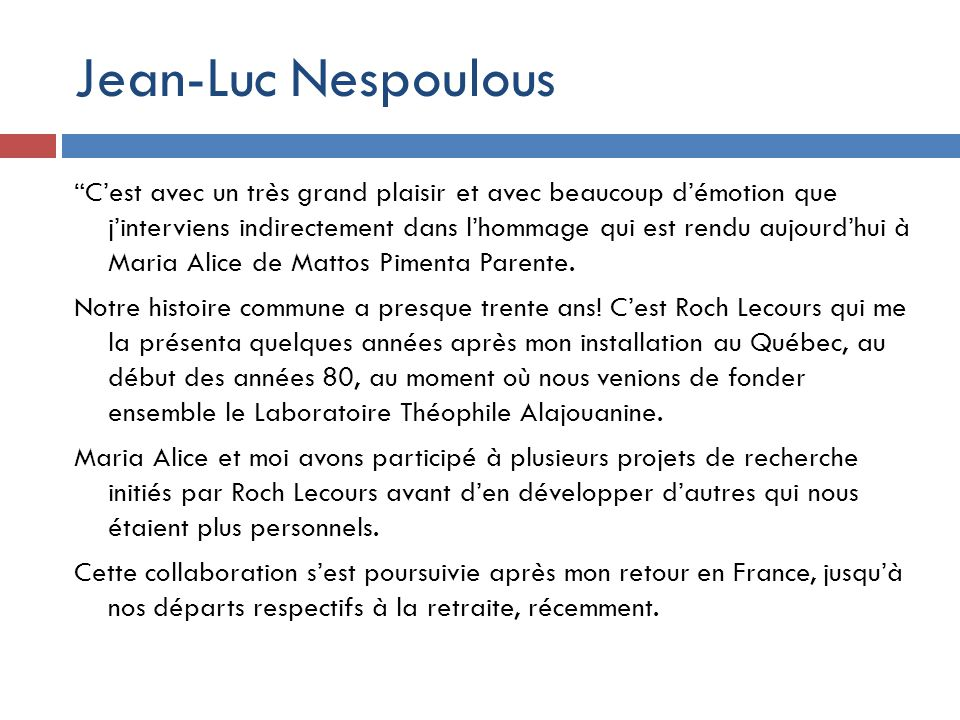 Jean-Luc Nespoulous