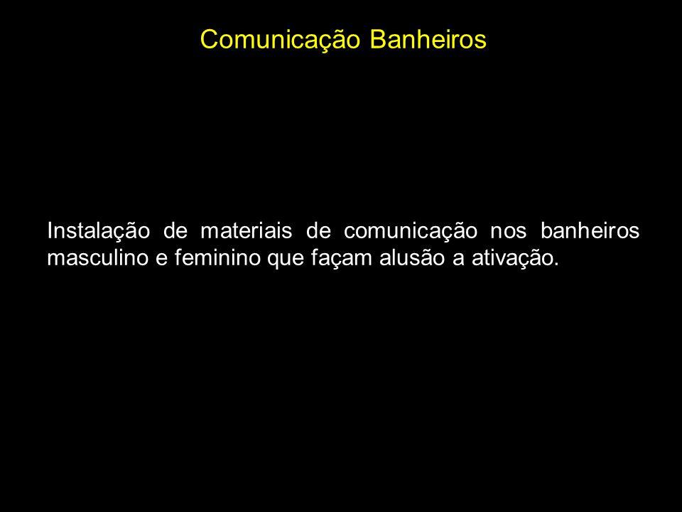 Comunicação Banheiros