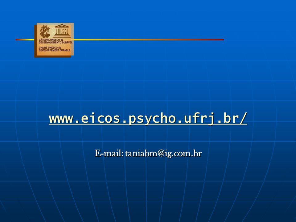 E-mail: taniabm@ig.com.br