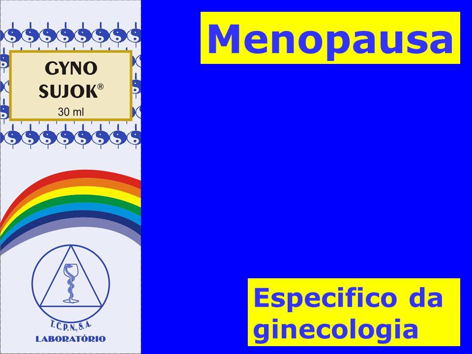 Menopausa Especifico da ginecologia