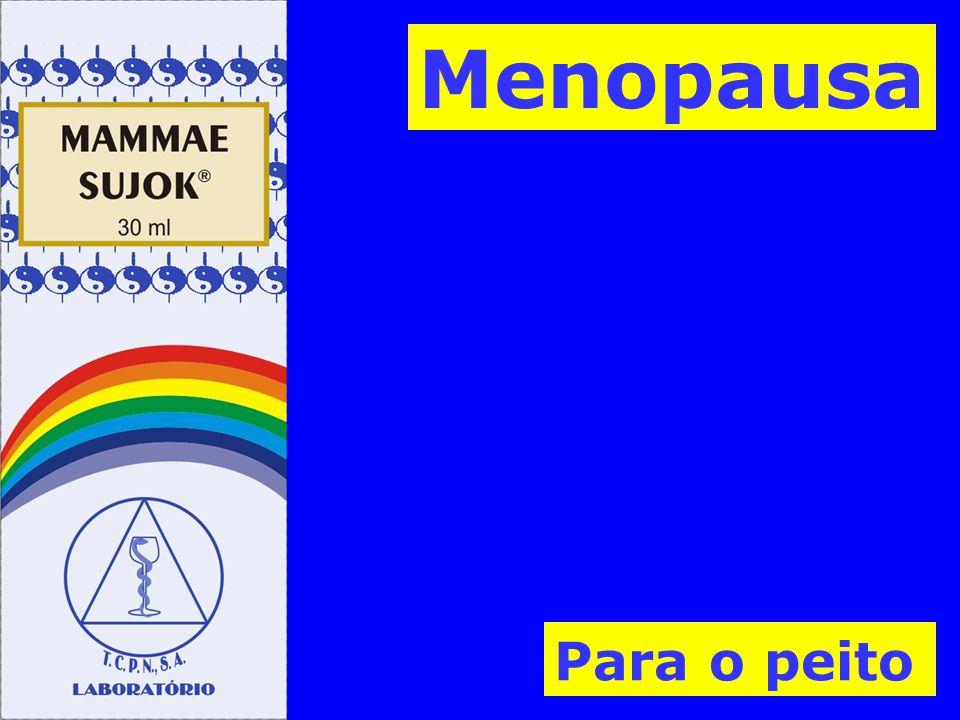 Menopausa Para o peito