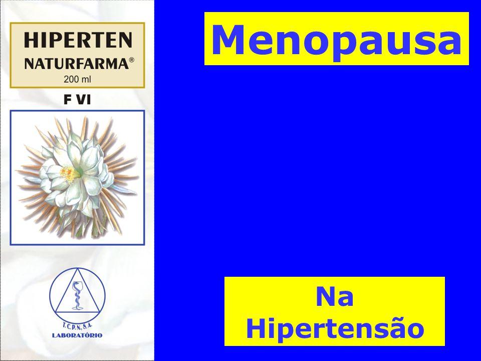 Menopausa Na Hipertensão