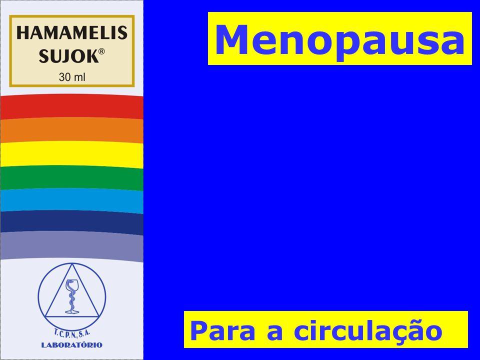 Menopausa Para a circulação