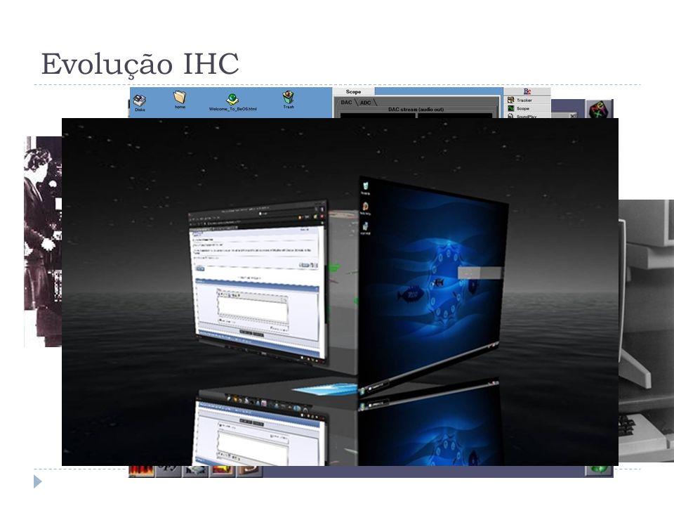 Evolução IHC