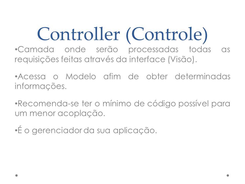 Controller (Controle)