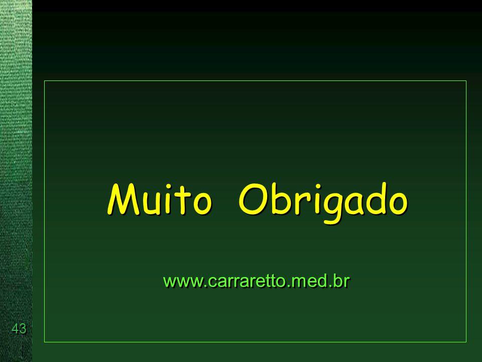 Muito Obrigado www.carraretto.med.br