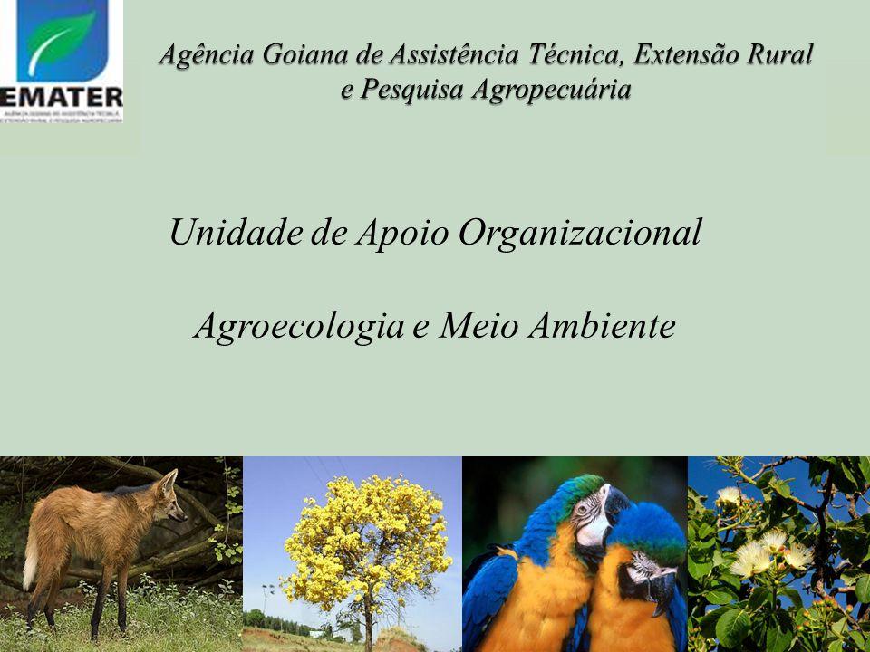Unidade de Apoio Organizacional Agroecologia e Meio Ambiente
