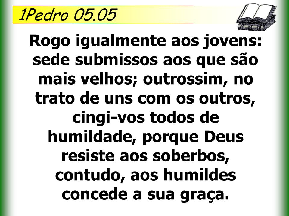 1Pedro 05.05