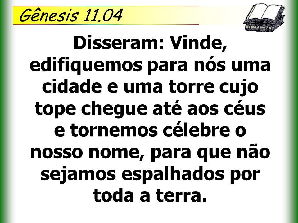 Gênesis 11.04