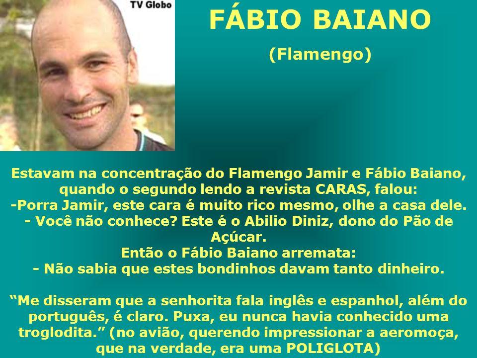 FÁBIO BAIANO (Flamengo)