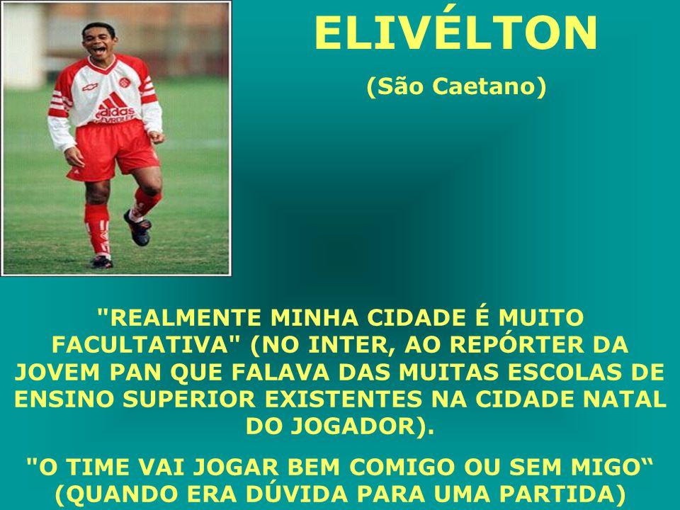 ELIVÉLTON (São Caetano)