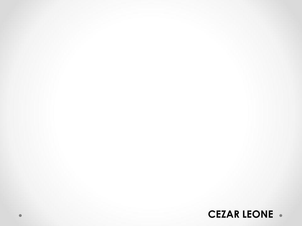 CEZAR LEONE