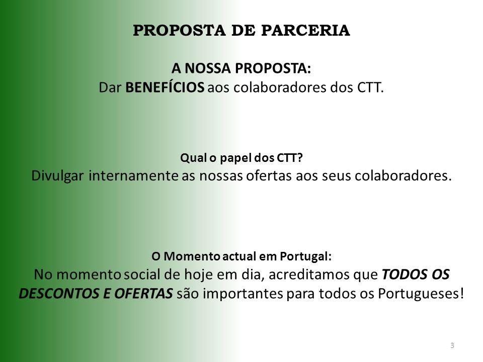 O Momento actual em Portugal: