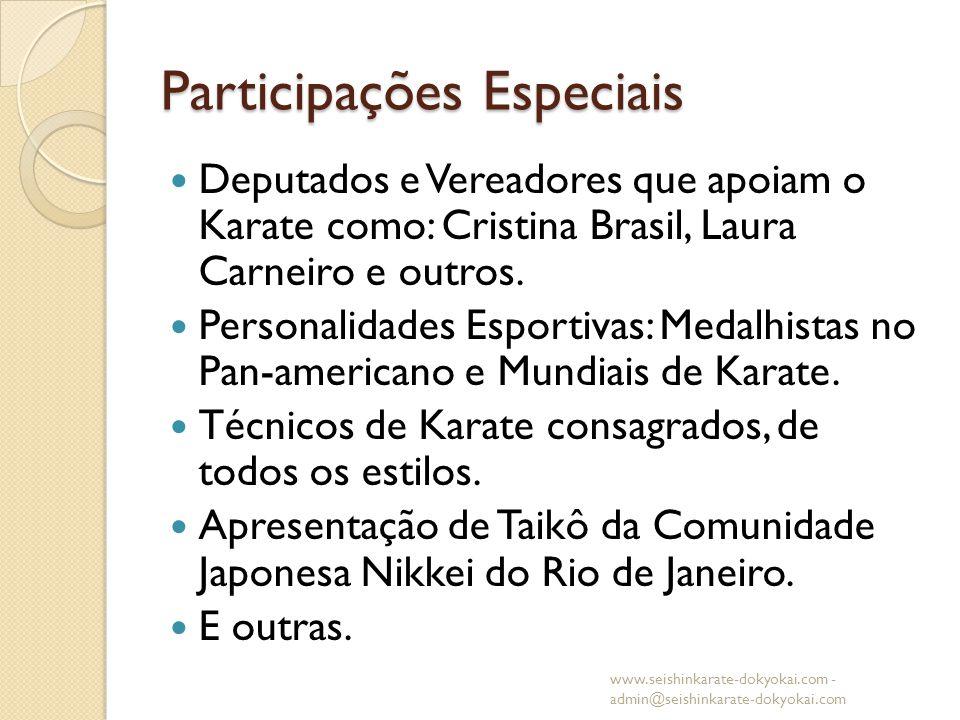 Participações Especiais