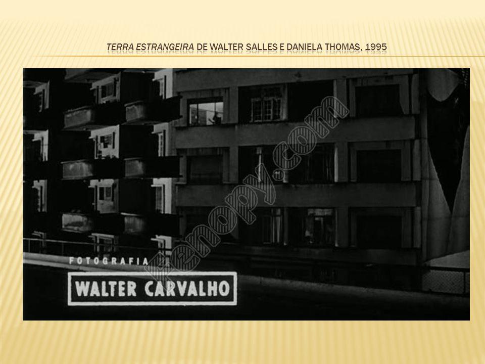 Terra Estrangeira de Walter Salles e Daniela Thomas, 1995