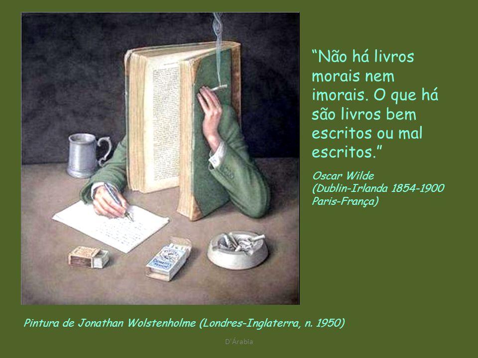 Não há livros morais nem imorais