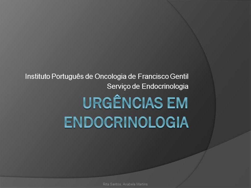 Urgências em Endocrinologia
