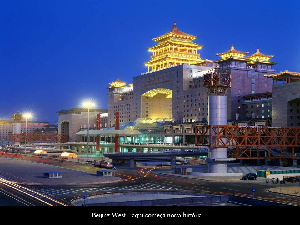 Beijing West – aqui começa nossa história