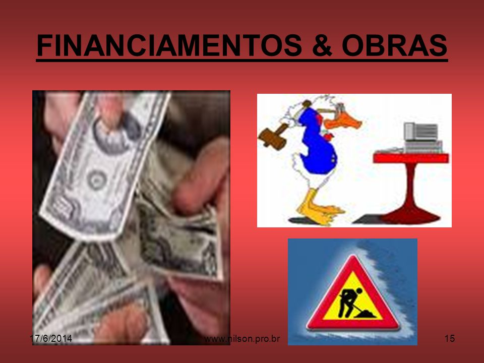 FINANCIAMENTOS & OBRAS