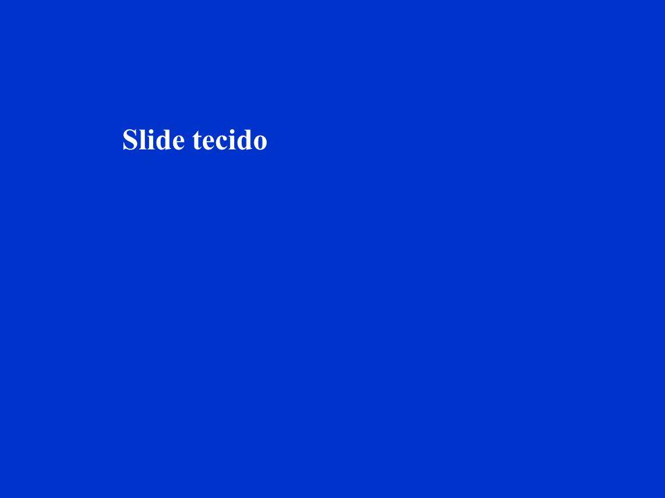 Slide tecido