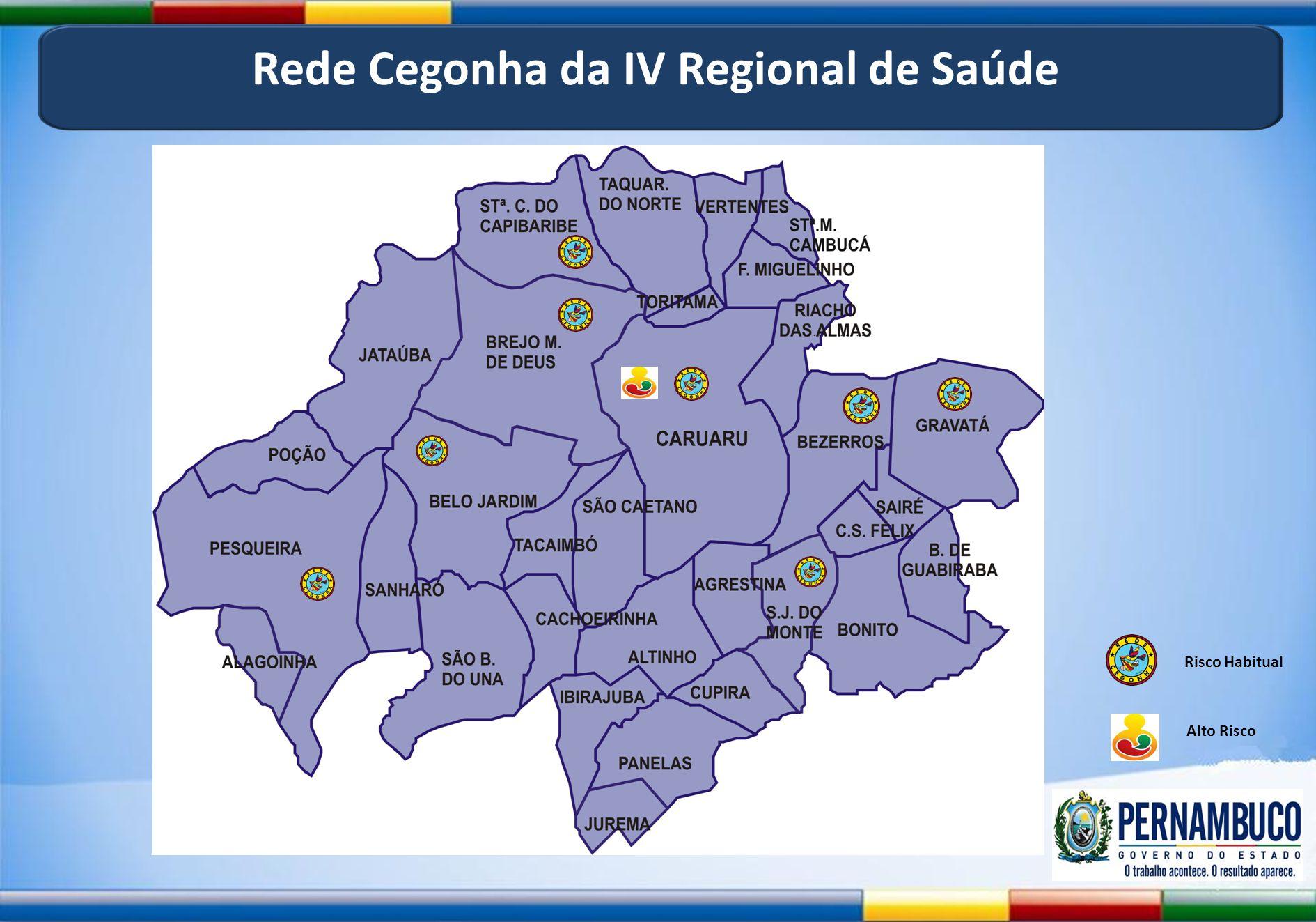 Rede Cegonha da IV Regional de Saúde