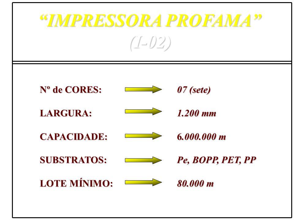 IMPRESSORA PROFAMA (I-02)