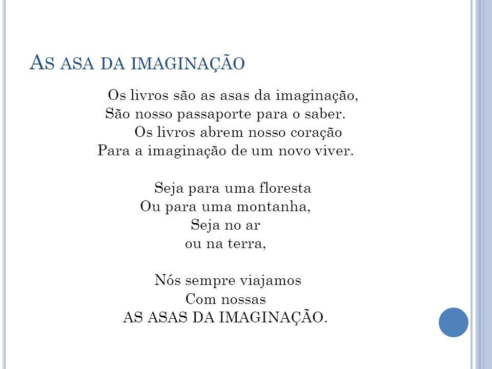As asa da imaginação