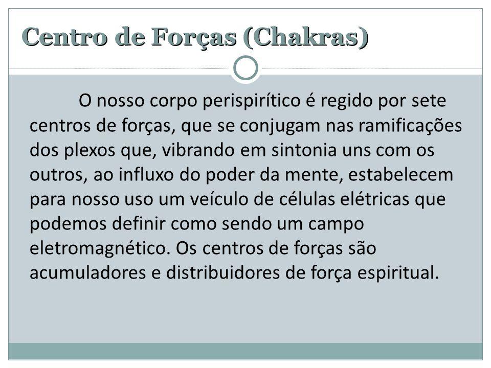 Centro de Forças (Chakras)