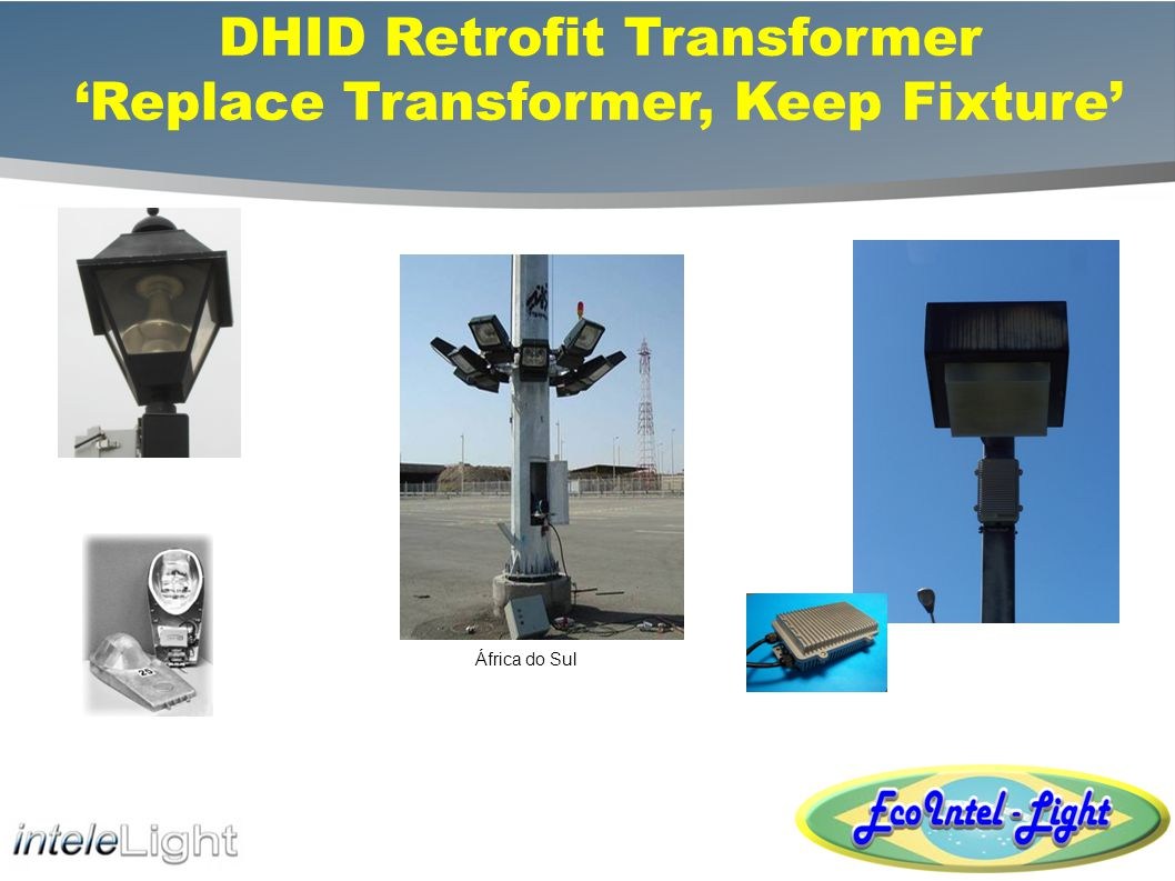 DHID Retrofit Transformer 'Replace Transformer, Keep Fixture'