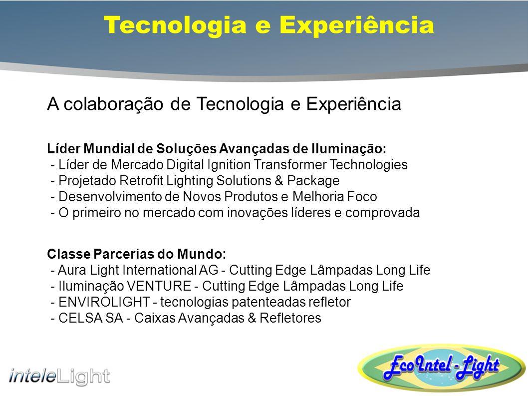 Tecnologia e Experiência