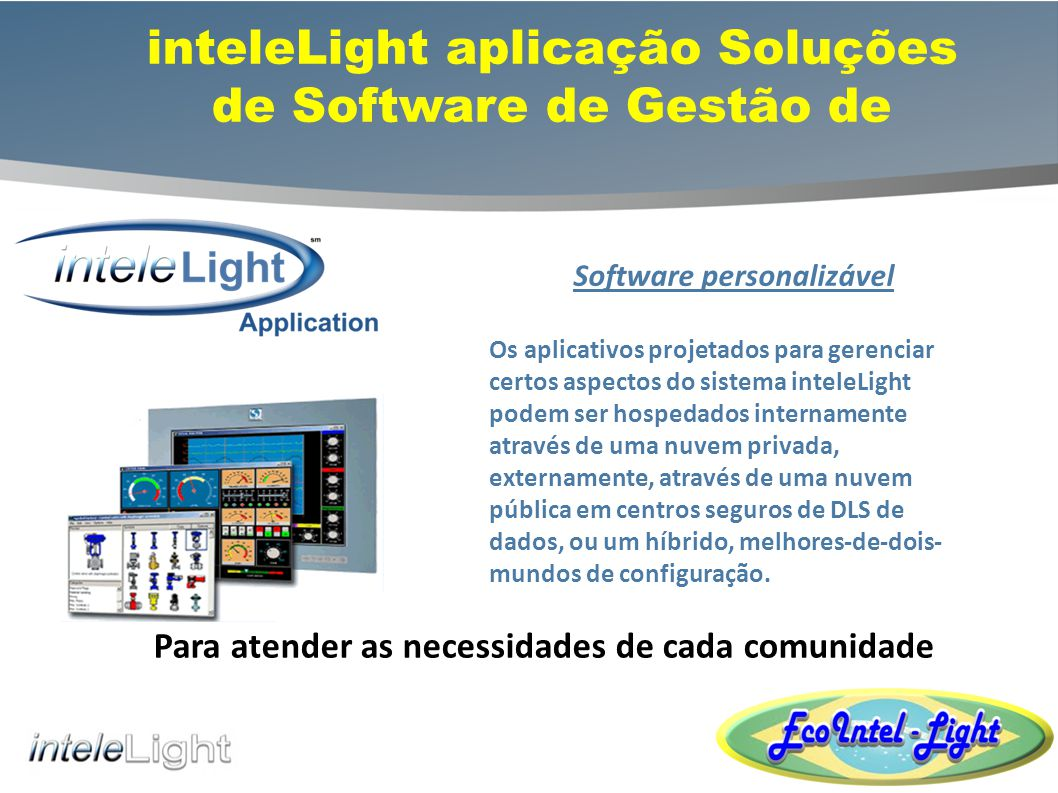 Software personalizável