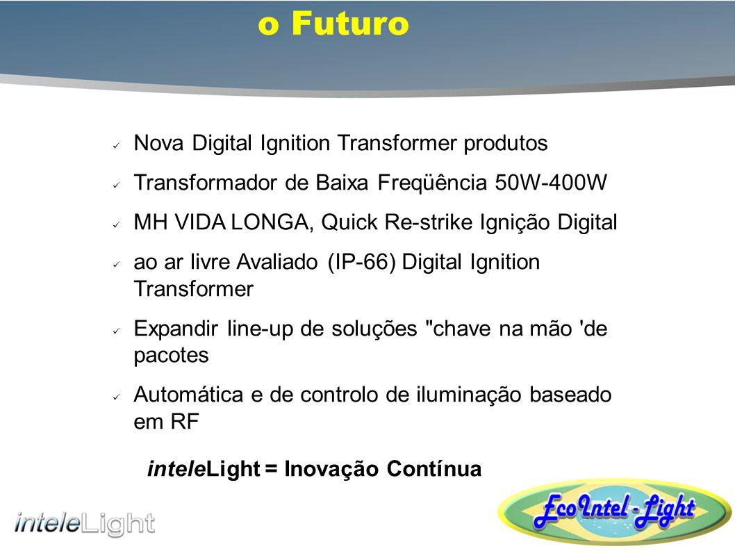 o Futuro Nova Digital Ignition Transformer produtos