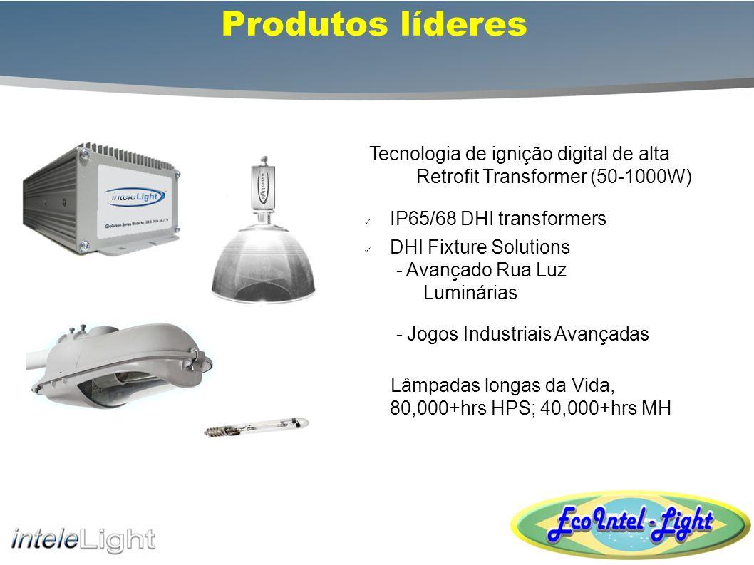 Produtos líderes Tecnologia de ignição digital de alta Retrofit Transformer (50-1000W) IP65/68 DHI transformers.