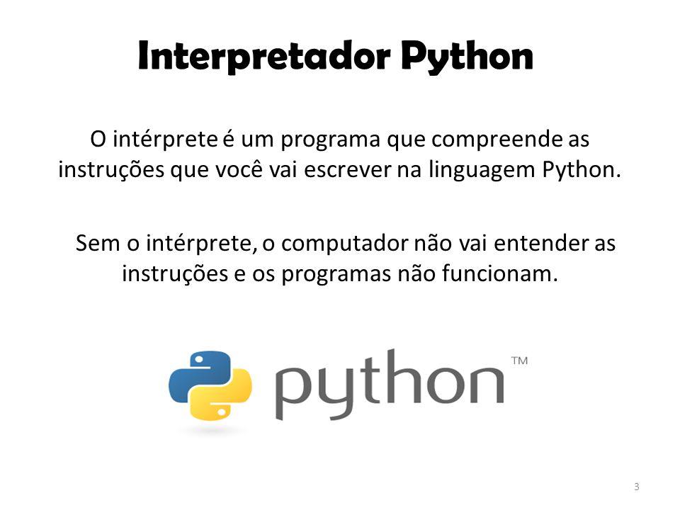 Interpretador Python