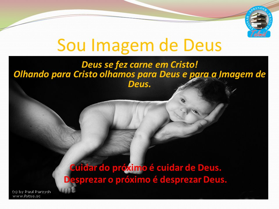 Sou Imagem de Deus