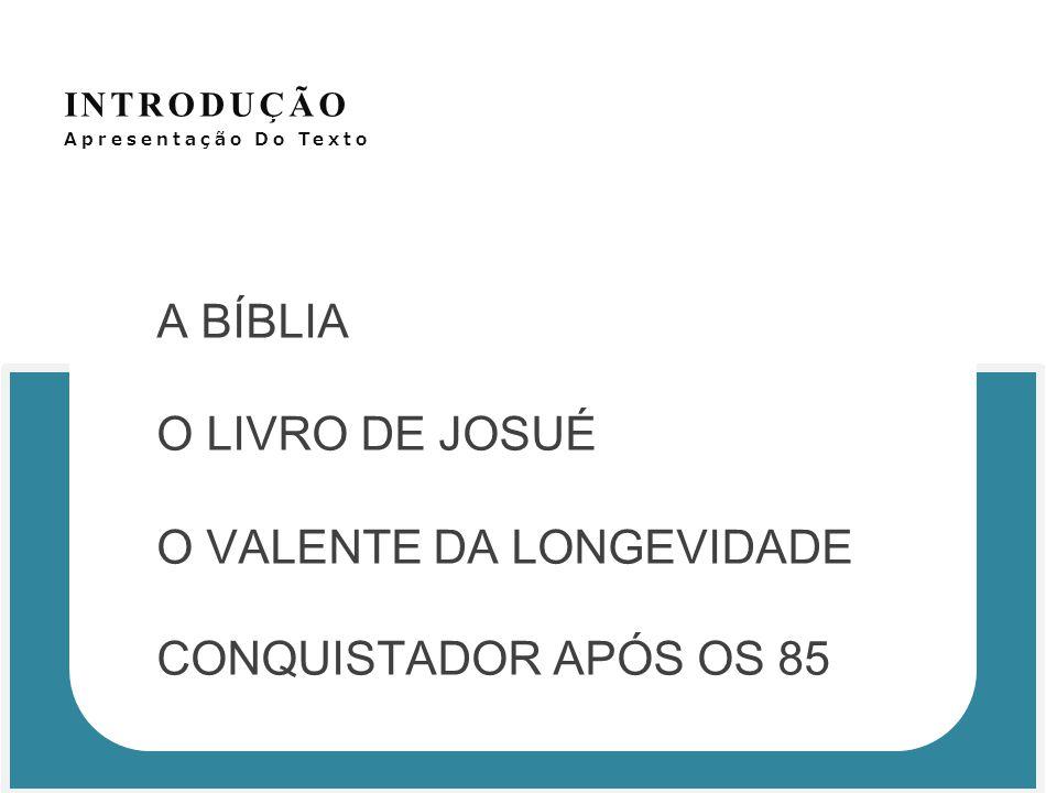 O VALENTE DA LONGEVIDADE CONQUISTADOR APÓS OS 85