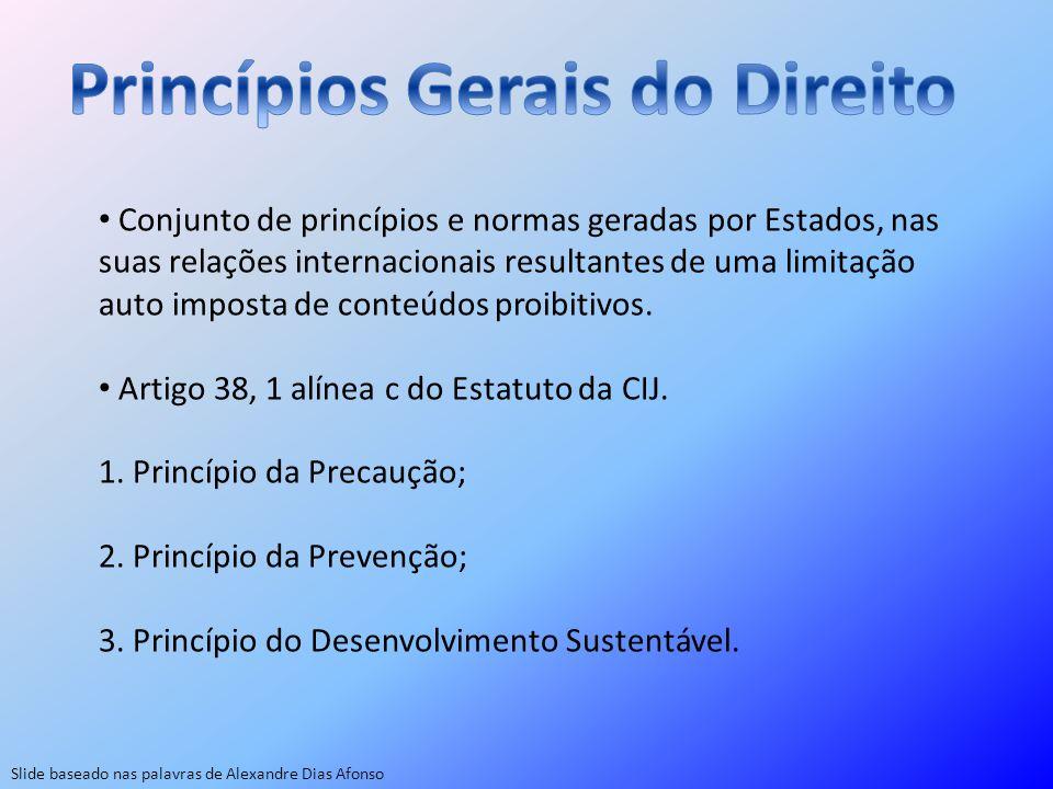 Princípios Gerais do Direito
