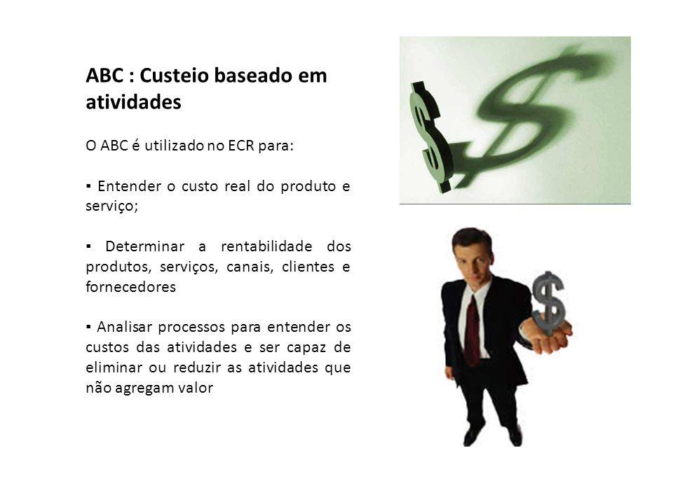 ABC : Custeio baseado em atividades