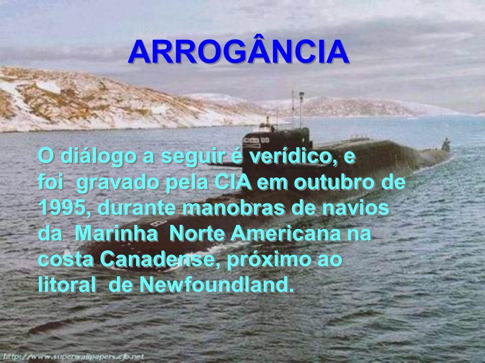 ARROGÂNCIA