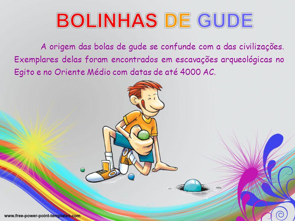 BOLINHAS DE GUDE