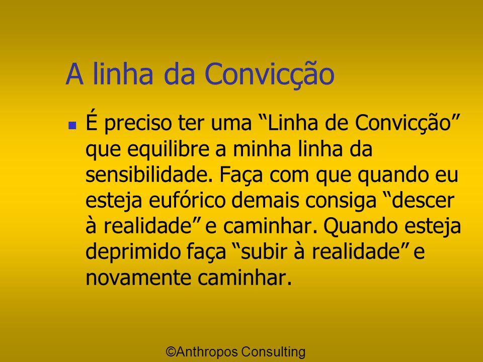 A linha da Convicção