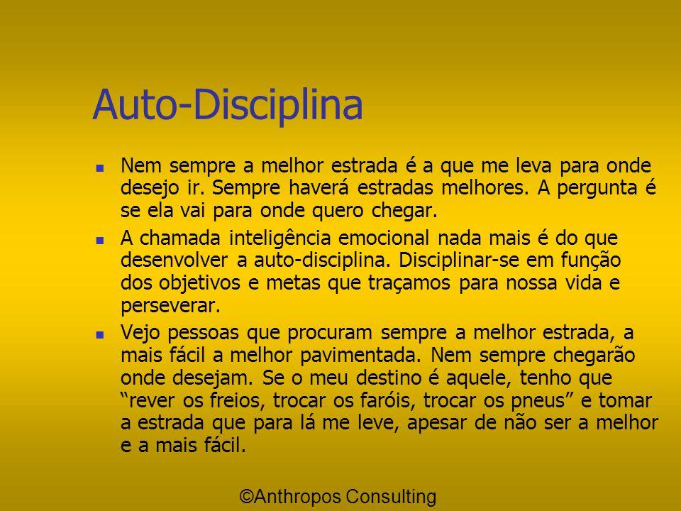 Auto-Disciplina