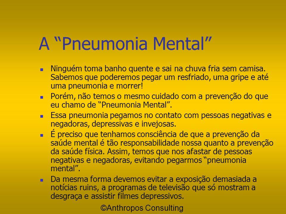 A Pneumonia Mental
