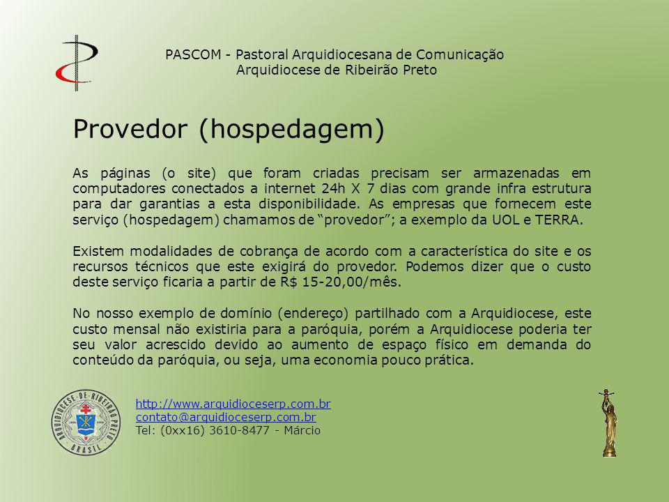Provedor (hospedagem)